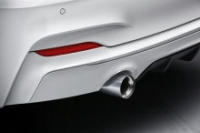 Глушитель M Performance для BMW M235i F22