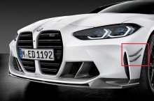 Канарды M Performance для BMW M3 G80/M4 G82