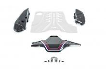 Карбоновые кожухи двигателя для BMW M5 F90