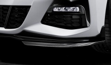 Карбоновые накладки бампера M Performance для BMW G20 3-серия