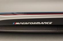Карбоновые накладки на боковые пороги BMW M5 F90
