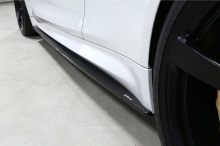 Карбоновые накладки на пороги BMW M4 F82