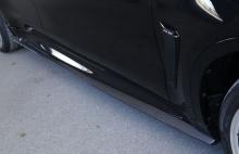 Карбоновые накладки на пороги для BMW X6 F16/X6M F86