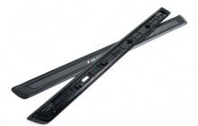 Карбоновые накладки на пороги M Performance для BMW G22 4-серия