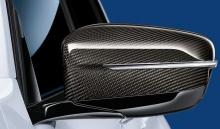 Карбоновые накладки на зеркала для BMW G20/G22