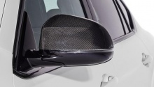 Карбоновые накладки на зеркала для BMW X5 F15/X6 F16