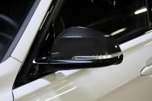 Карбоновые накладки на зеркала Kelleners Sport: BMW F32 4-серия
