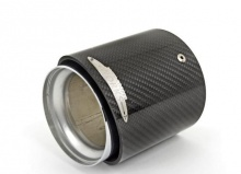Карбоновые насадки глушителя для MINI F55/F56