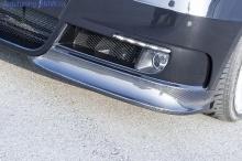 Карбоновые сплиттеры на бампер передний Hamann для BMW GT F07 5-серия