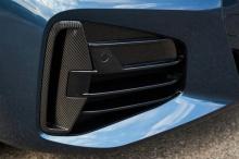 Карбоновые вставки воздуховодов M Performance для BMW G22 4-серия