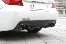 Карбоновый диффузор 3DDesign для BMW E60 5-серия