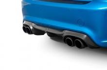 Карбоновый диффузор AC Schnitzer для BMW M2 F87