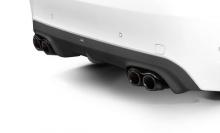 Карбоновый диффузор AC Schnitzer для BMW X6M F86