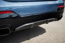 Карбоновый диффузор M Performance для BMW G22 4-серия