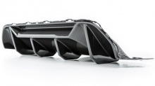 Карбоновый диффузор M Performance для BMW M5 F90