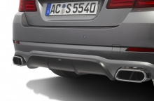 Карбоновый диффузор AC Schnitzer для BMW F10 5-серия