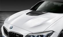 Карбоновый капот M Performance для BMW F22/M2 F87