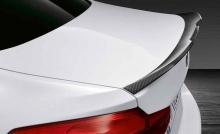 Карбоновый M Performance спойлер для BMW G30/M5 F90