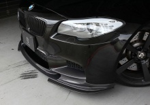 Карбоновый сплиттер 3DDesign для BMW M5 F10 5-серия