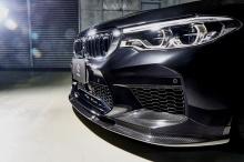 Карбоновая накладка переднего бампера для BMW M5 F90 5-серия