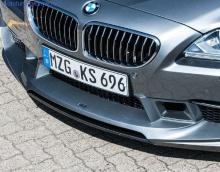 Сплиттер переднего бампера Kelleners для BMW F12/F13 6-серия