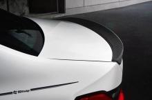 Карбоновый спойлер 3DDesign для BMW G20 3-серия