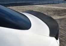 Карбоновый спойлер 3DDesign для BMW X4 G02