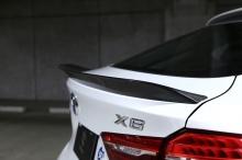 Карбоновый спойлер 3DDesign для BMW X6 F16/X6M F86