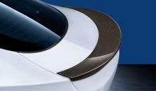 Карбоновый спойлер M Performance для BMW X4 F26