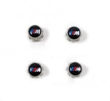 Колпачки BMW M для клапана колёсного диска