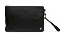 Компактная кожаная сумка BMW Pouch