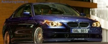 Комплект акцентных полос ALPINA для BMW E60 5-серия