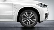 Комплект литых дисков BMW M Double-Spoke 469