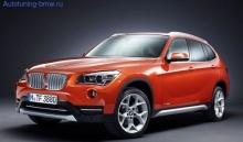 Комплект дооснащения X-Line для BMW X1 E84 LCI