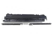 Дооснащение боковыми порогами BMW X5 F15