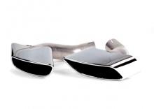 Комплект дооснащения насадками глушителя для BMW X6 E71