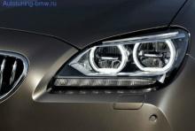 Комплект дооснащения передними фарами BMW F06/F13 6-серия