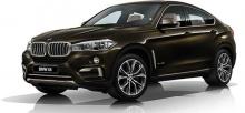 Комплект дооснащения порогами для BMW X6 F16 (Pure Extravagance)