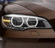 Комплект дооснощения передними фарами Facelift BMW X6 E71