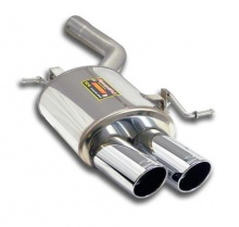 Комплект глушителей Supersprint для BMW F13/F06 6-серия