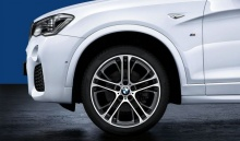 Комплект колес Double Spoke 310M Perfomance для BMW X5 F15/X6 F16
