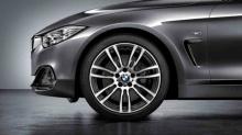 Комплект колес Double Spoke 403M для BMW F30/F32