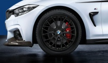 Комплект колес Double Spoke 405M Performance для BMW F30/F32