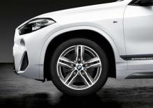Комплект колес Double Spoke 570M Performance для BMW X1 F48/X2 F39
