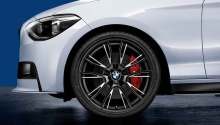 Комплект колес Double Spoke 624M Performance для BMW F20/F22