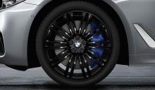 Комплект колес Double Spoke 664M с зимней резиной для BMW G30 5-серия