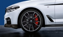 Комплект колес Double Spoke 669M Performance для BMW G30 5-серия