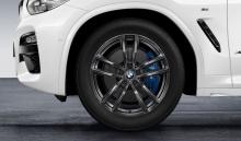 Комплект колес Double Spoke 698M для BMW X3 G01/X4 G02