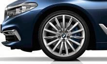 Комплект колес Multi Spoke 633 с зимней резиной для BMW G30 5-серия