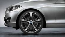 Комплект колес Star Spoke 660 для BMW F20/F22